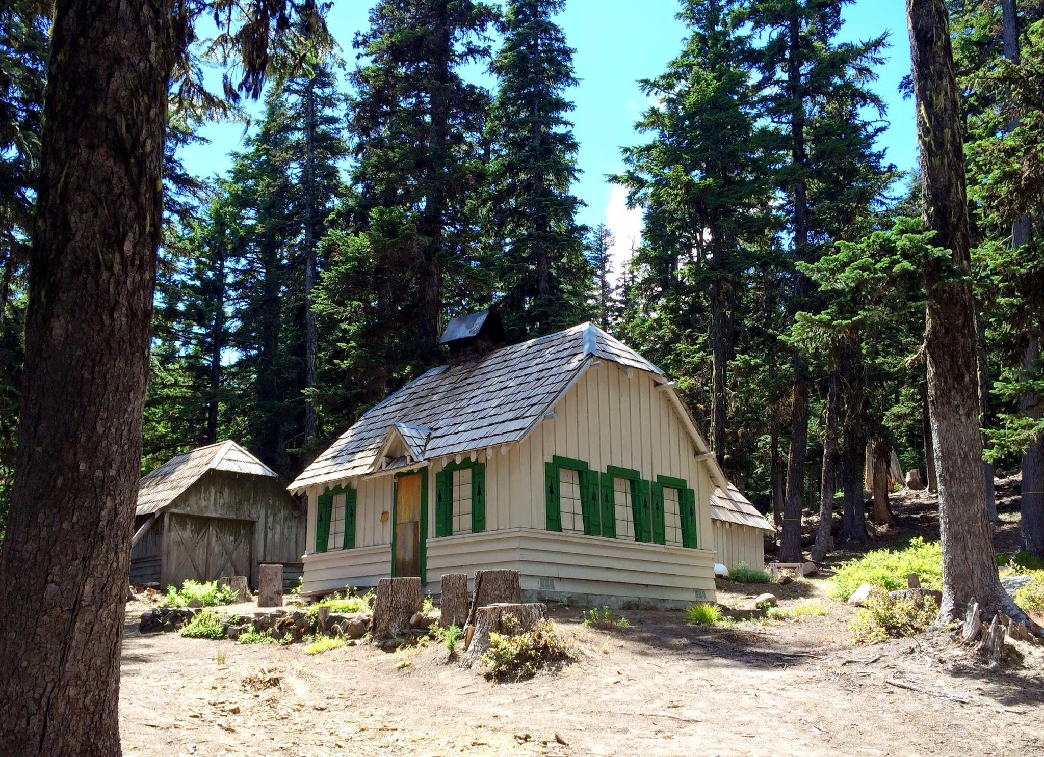 Tilly Jane trail - Oregon Hikers