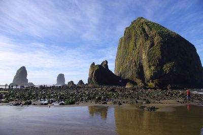 Cannon Beach Hike From Oregon Hikers Field Guide
