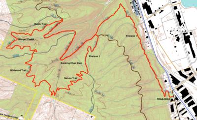 Firelane 1 Nature Trail Loop Hike Hiking In Portland