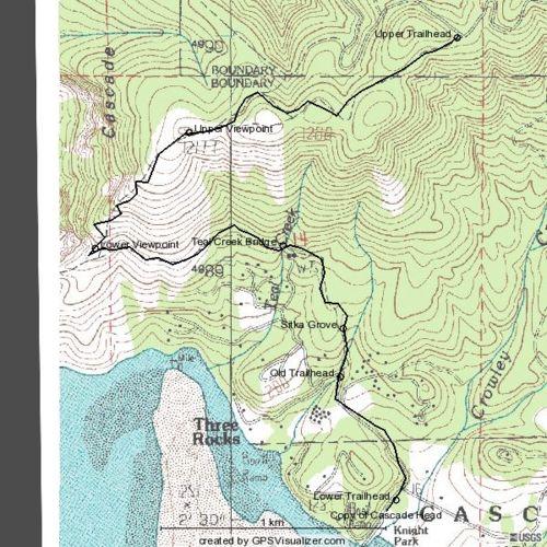Cascade Head Hike Hiking in Portland Oregon and Washington