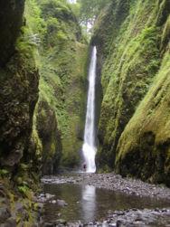 Oneonta Gorge Hike - Hiking in Portland, Oregon and Washington