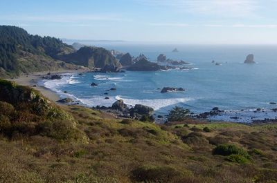 Lone Ranch Beach To House Rock Hike