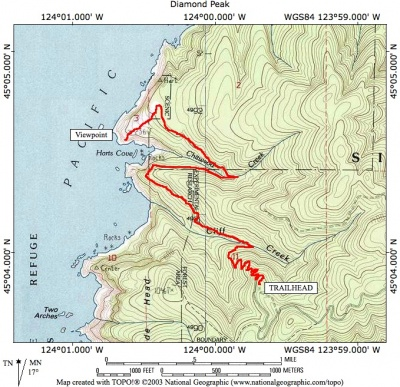 Harts Cove Hike   Hiking in Portland, Oregon and Washington