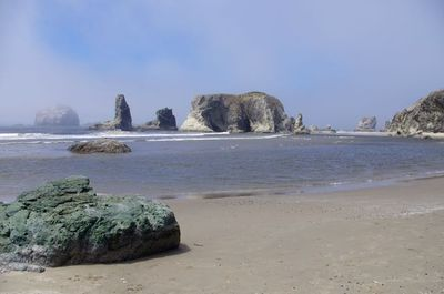 Bandon Beach Hike From Oregon Hikers Field Guide