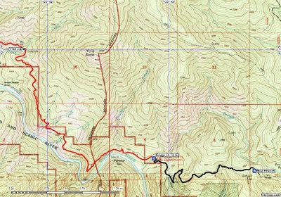 illinois river hike hiking in portland oregon and