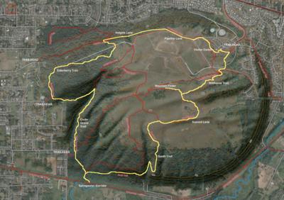 Powell Butte Loop Hike   Hiking in Portland, Oregon and Washington