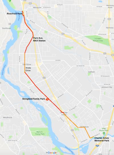 Trolley Trail Hike - Hiking in Portland, Oregon and Washington