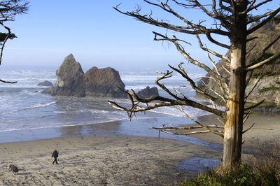 Arcadia Beach Trailhead From Oregon Hikers Field Guide
