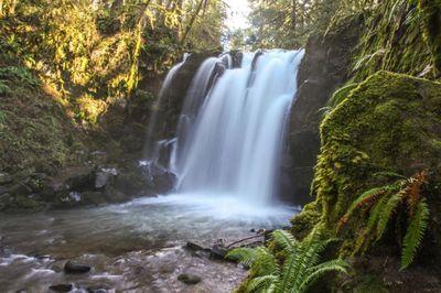 Fall Creek Falls In Tennessee