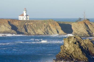 Cape Arago Lighthouse - Hiking in Portland, Oregon and