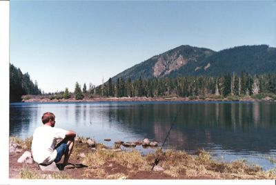 Linton Lake Hike Hiking In Portland Oregon And Washington