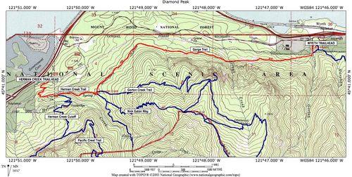 Herman Creek-Wyeth Hike - Hiking in Portland, Oregon and