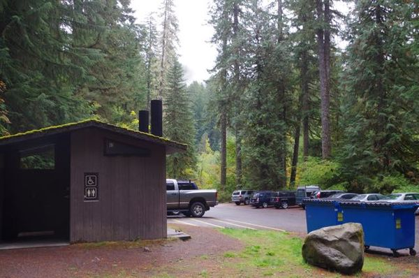 The Bagby Hot Springs Hike: Relaxation You Have to Work